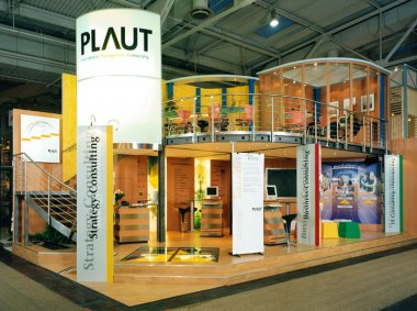 Messestand PLAUT, Hannover, IAA